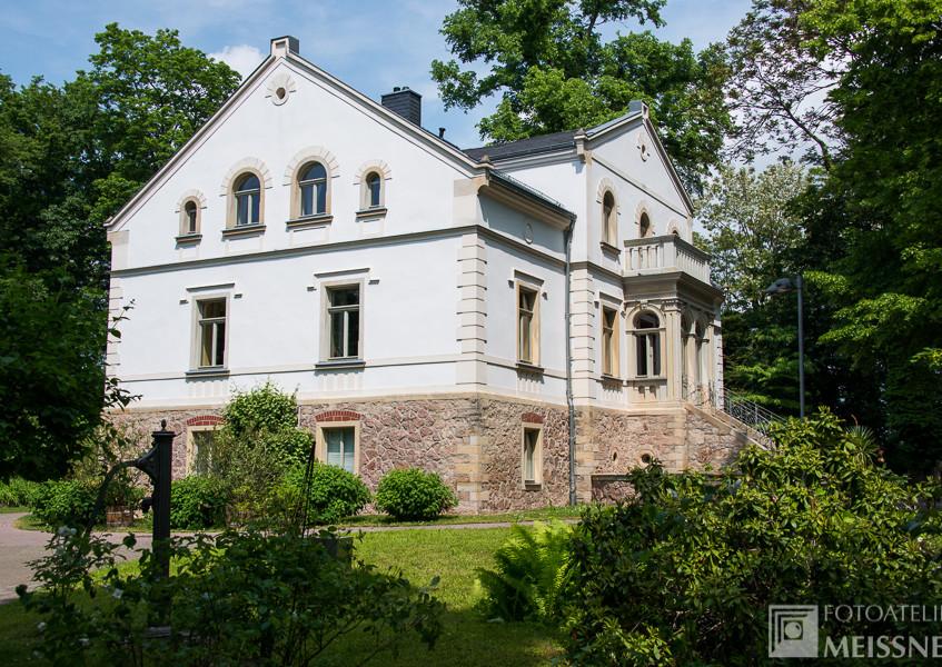 Trauung Villa Teresa Coswig