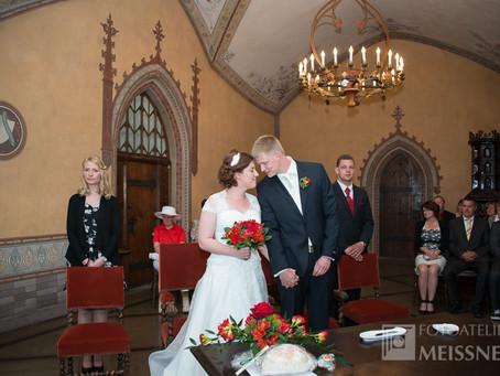 Heiraten auf der Albrechtsburg Meissen