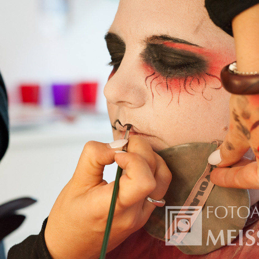 making off 007