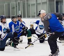 Derek Switzer AMPED Sports Lab Head of Player Development