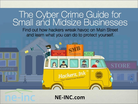 The Cyber Crime Guide for Small and Midsize Businesses
