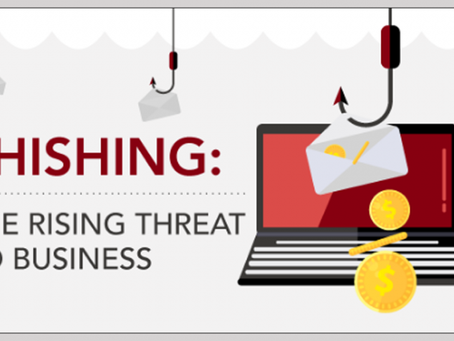 Friendly Phishing Attacks; Train Your Employees