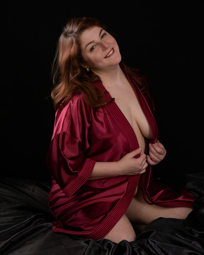 Crystal in a Robe