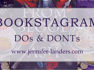Bookstagram Tips