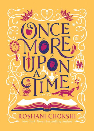 Book Review: Once More Upon A Time