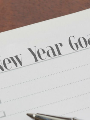 New Year, New Goals for 2021
