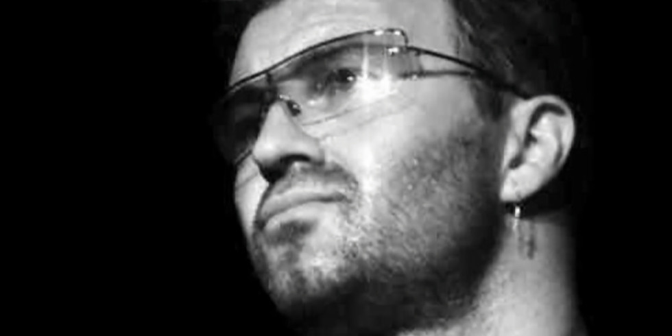 George Michael by Rob Lamberti includes 2 course meal