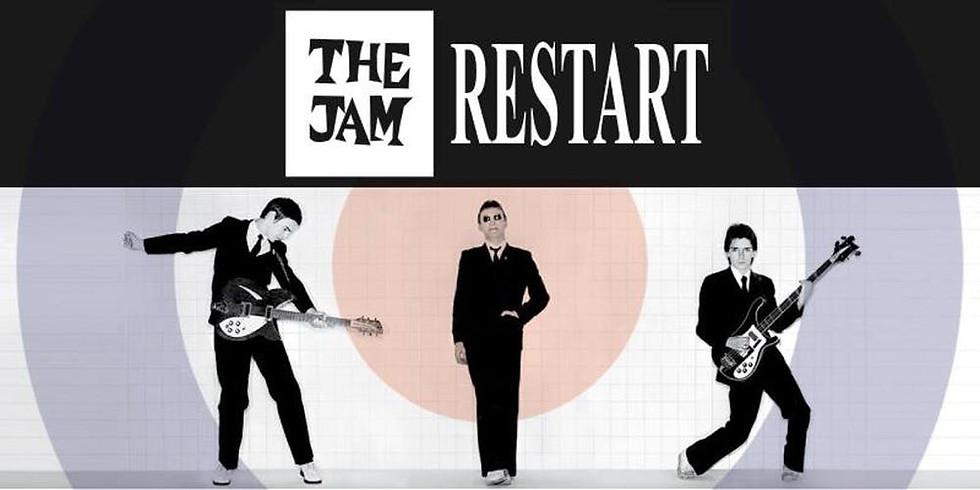 The Jam Restart  - £10 ticket only