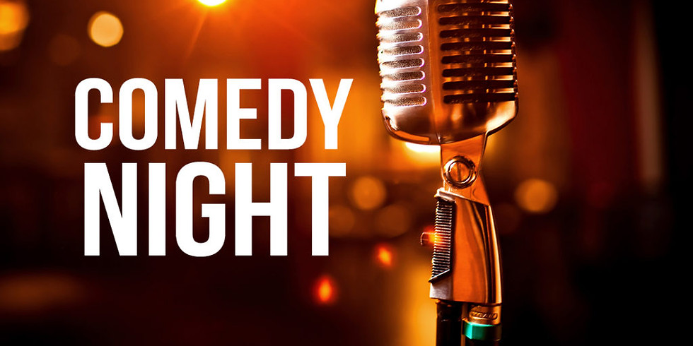 Comedy Night - £10 ticket only