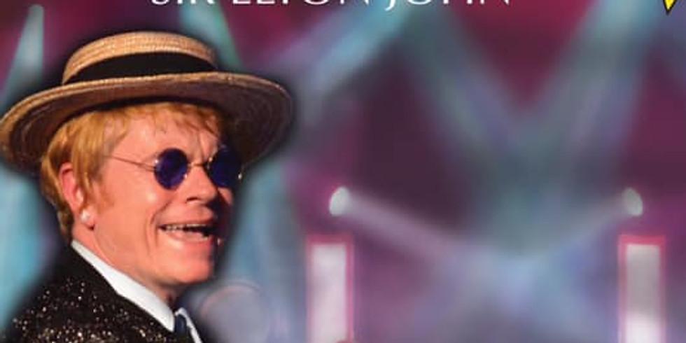 Elton - a solo discography Christmas Party