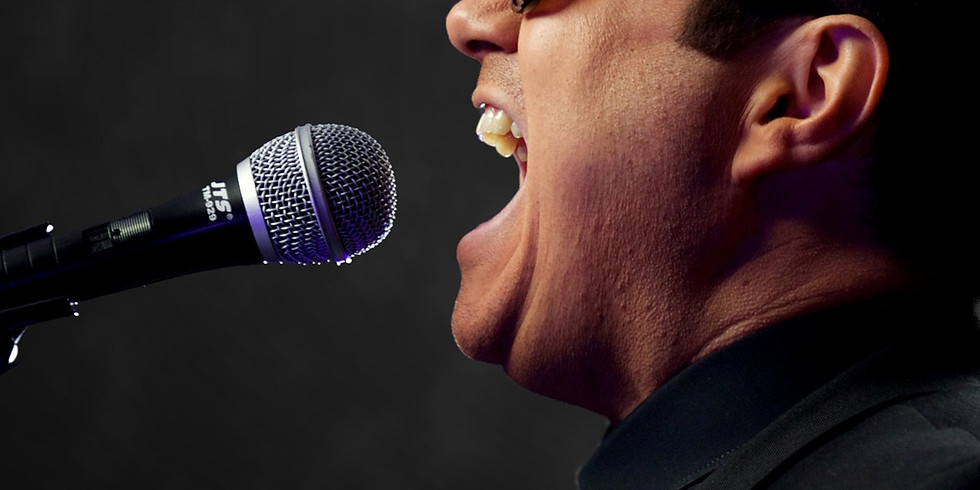 Billy Joel Tribute - £35 - 3 course Christmas Dinner Party!