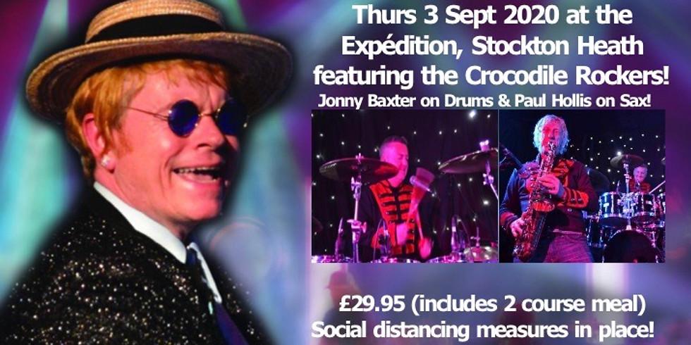 Elton & the Crocodile Rockers!