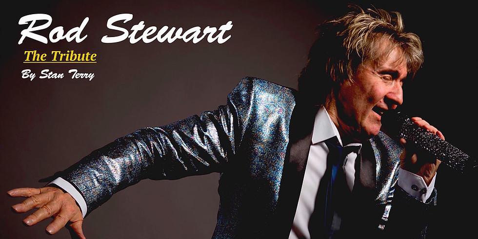 Rod Stewart by Stan Terry