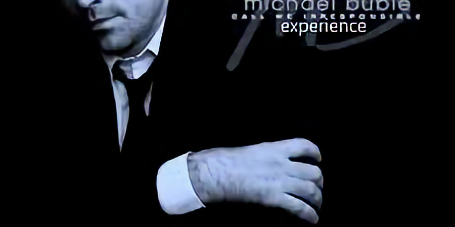 The Michael Bublé Experience £15 ticket only or £29.95 including 2 course meal