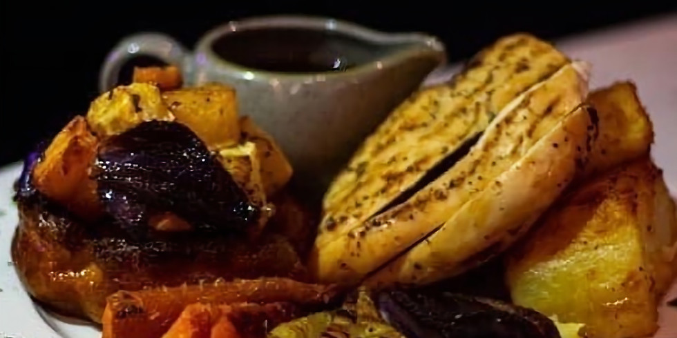 £7 Sunday lunch 12pm to 8pm and live piano