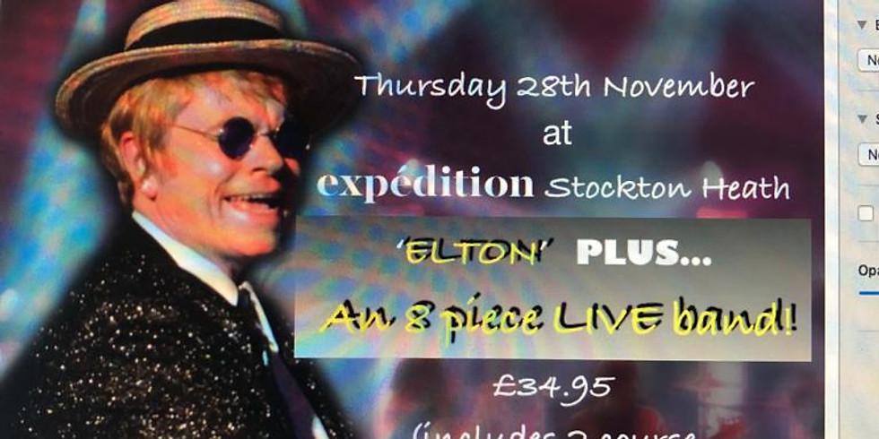 Sold Out Elton John