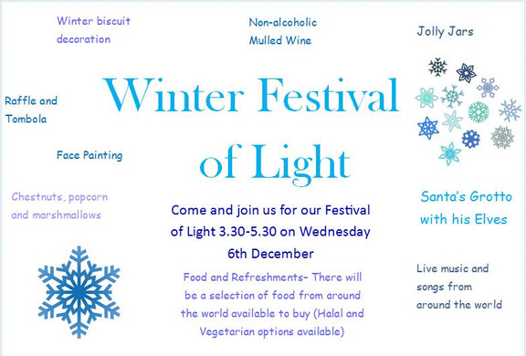 Winter Festival of Light
