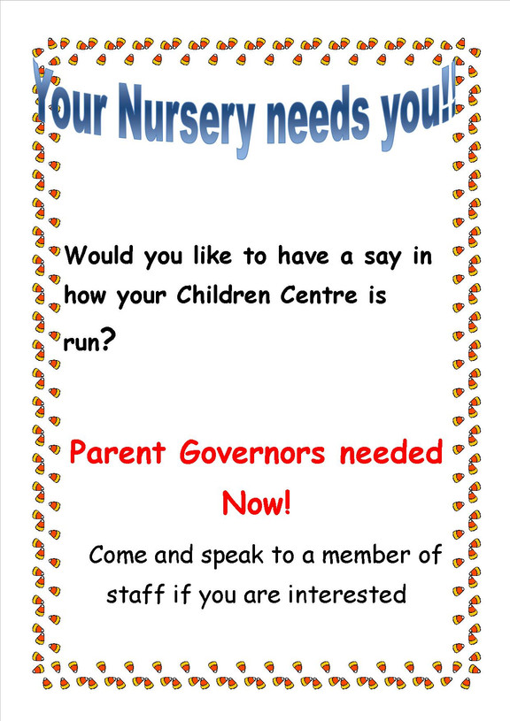 Parent Governor Vacancy April 2015
