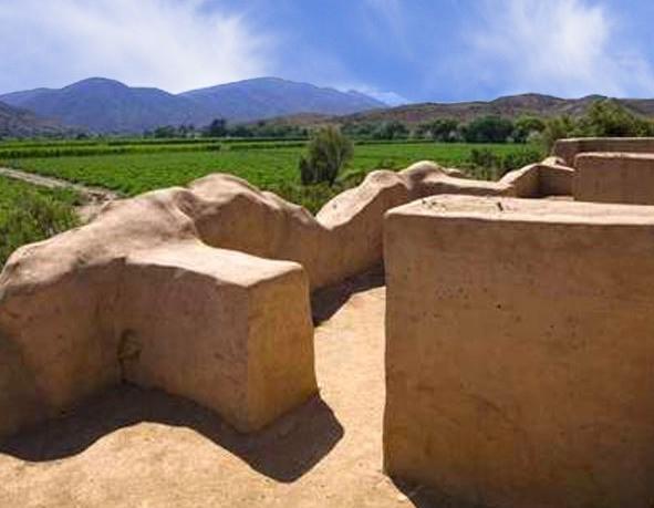 Existen 18 Sitios Misionales construidos entre  1697 y 1821 en Baja California