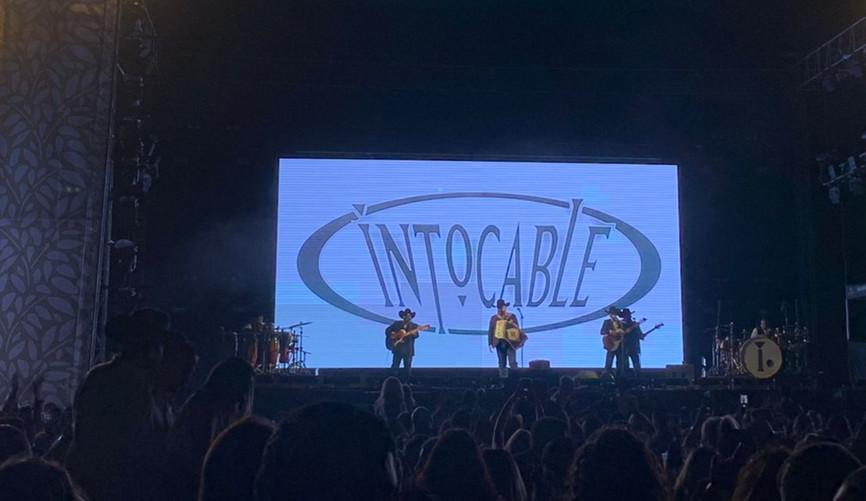 """""""Es tiempo de cantar, para no callar jamás"""": Intocable"""