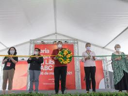 Inicia la XXII Feria Internacional del Libro de la UABC