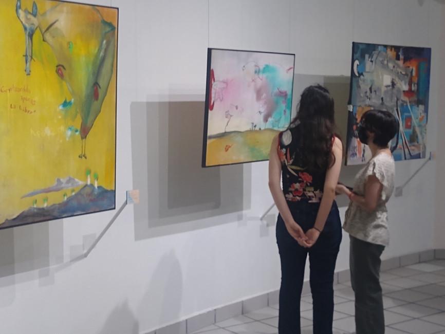 Inauguran exposición póstuma de Rogelio Pérez Cano