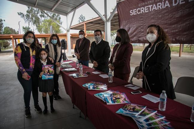 """Secretaría de Educación entregará libro de texto """"Baja California, la Entidad donde Vivo"""""""