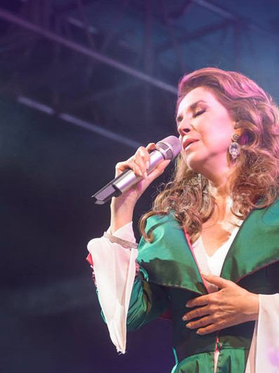 Engalana Guadalupe Pineda inauguración de la FILUABC 2017