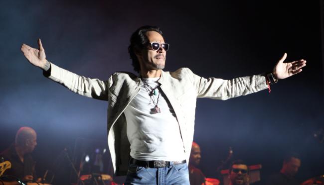 Mexicali vivió intensamente el Tour Marc Anthony LIVE