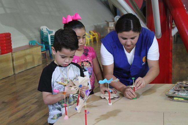 """""""Di sí al redondeo"""" en apoyo a la Fundación Ojos Vivos y Museo Sol del Niño"""