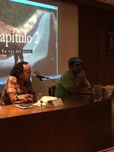"""Presentan la novela """"Oriundo Laredo"""" de Alejandro Páez Varela"""