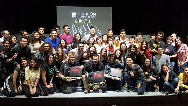 Exitoso V Congreso de Teatro Histrión