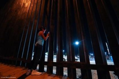 Frontera México-EE.UU. cerrada. El muro como lugar de memoria