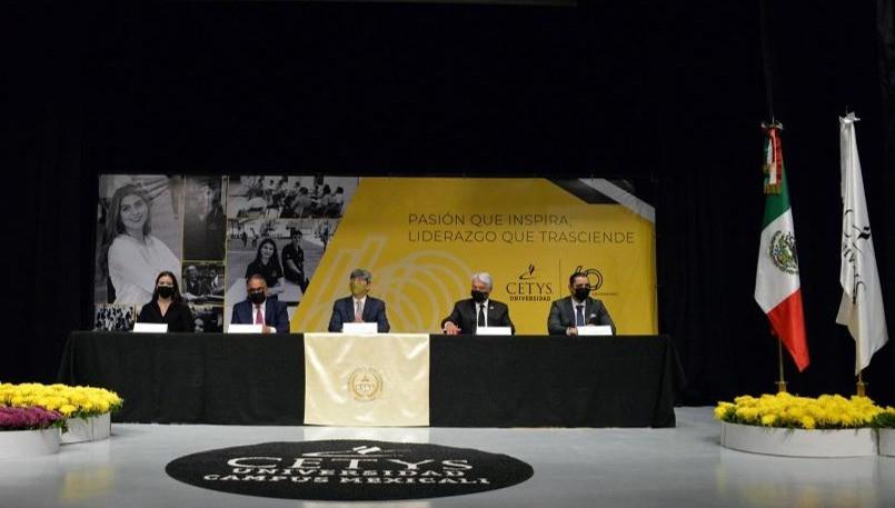 Celebra CETYS Universidad su 60 Aniversario