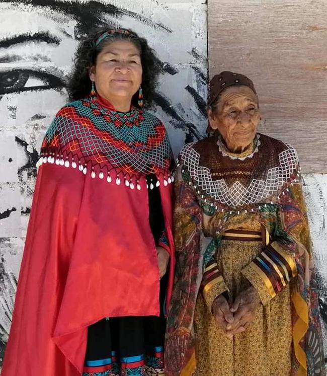 Premia Secretaría de Cultura de Baja California a Inocencia González Sainz como Tesoro Humano Vivo