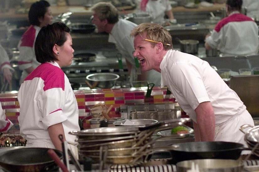¡Aaah, pero querías ser chef!