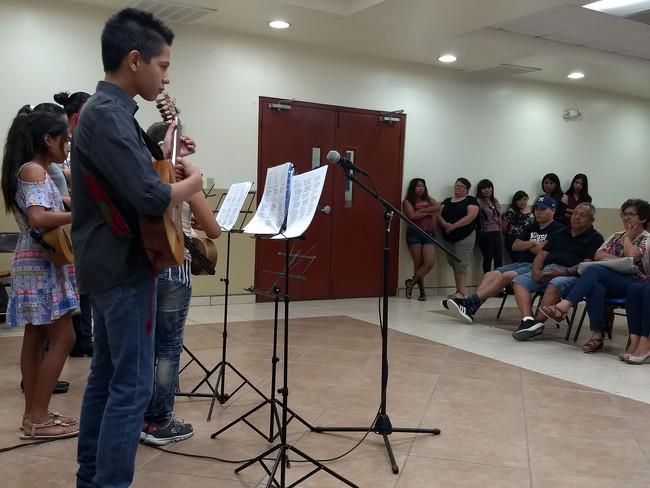 """""""Se clausuran Cursos Culturales en Casa de la Cultura de San Felipe"""""""