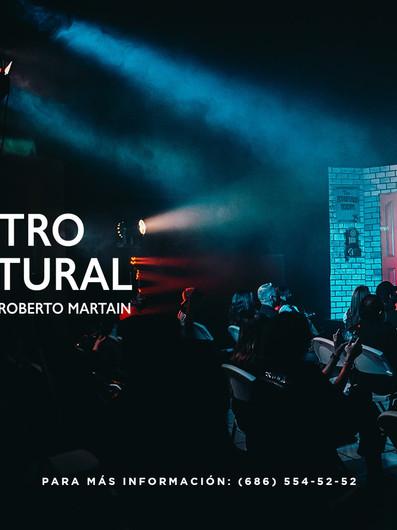 Nace el Centro Cultural Roberto Martain