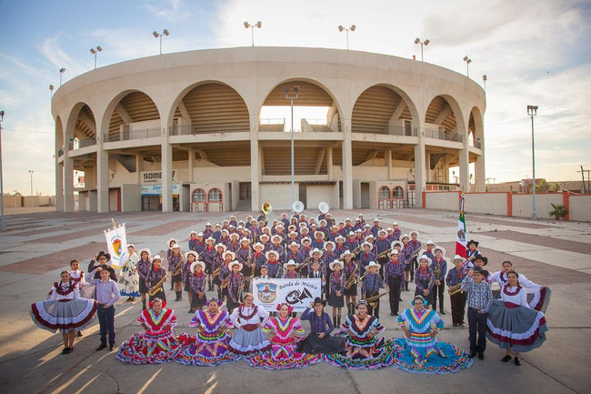Celebra 45 Aniversario Banda de Música de la Secundaria #50