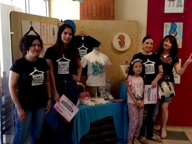 """""""Finaliza Taller de Diseño de Modas en Meyibó con muestra de trabajos"""""""