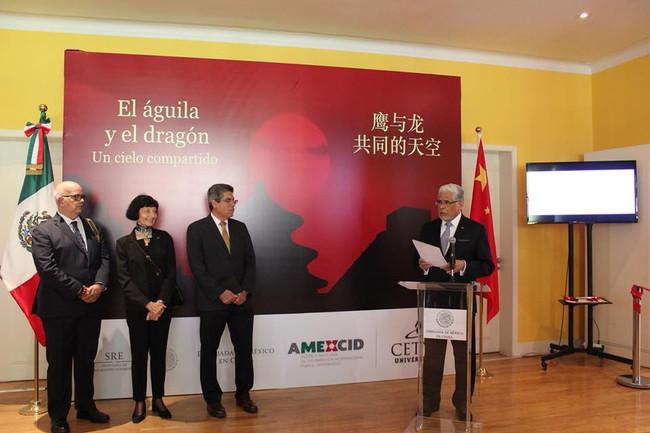 """""""Se inaugura exposición fotográfica de catedráticos del CETYS en Beijing"""""""