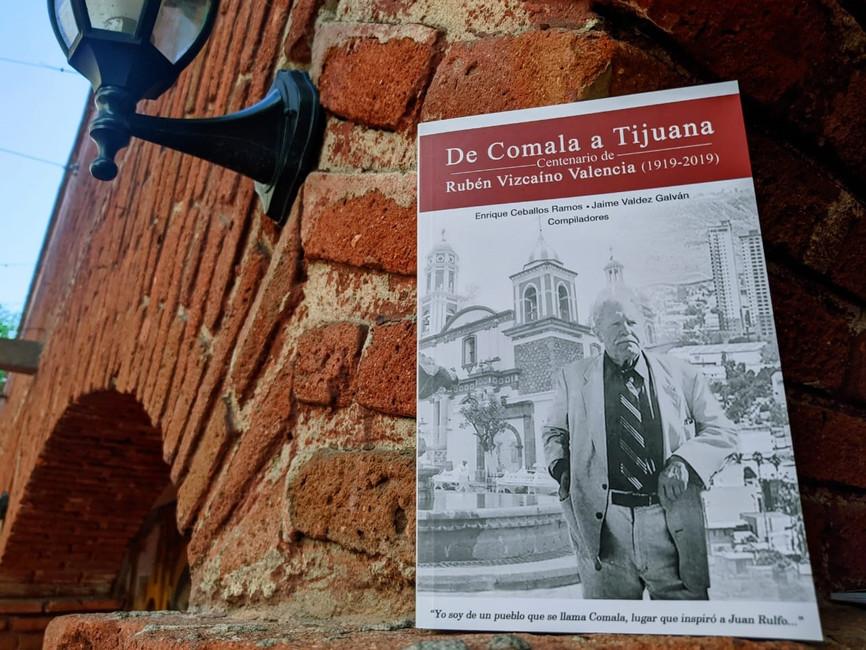 Libro sobre Rubén Vizcaíno Valencia, personaje fundamental en la historia reciente de Tijuana