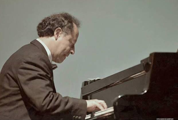 Rodríguez De la Peña interpretará 'Cuatro obras para piano'
