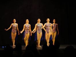 Competencia Nacional de Danza recibió cientos de participantes en su quinta edición
