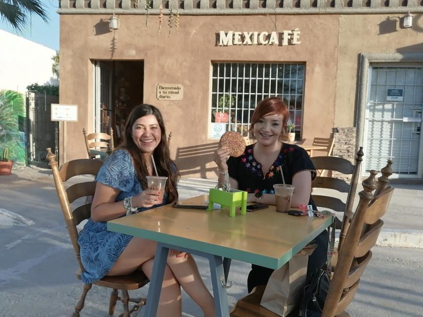 Mexicali en una taza de café