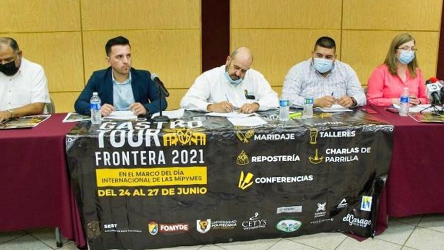 Ya está el '4 Days Gastro Tour Frontera 2021'