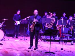 Noche musical con JazzSquad Big Band en el XX Festival de Octubre