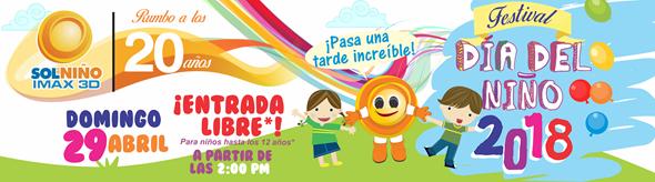 """Se realizará el tradicional """"Festival del día del niño"""" en Museo Sol"""
