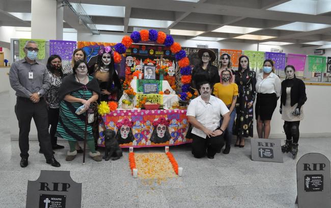 Fomenta Secretaría de Educación de Baja California tradiciones mexicanas