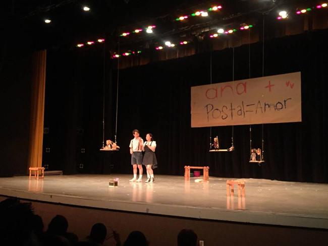 Amor y teatro en la Feria Internacional de Libro UABC